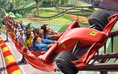 The three biggest global trends in theme parks