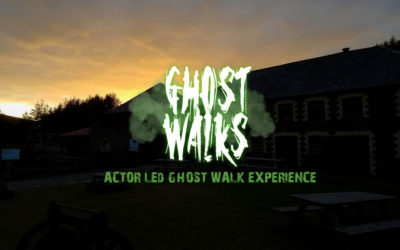Ghost Walks at The Silver Mountain Experience