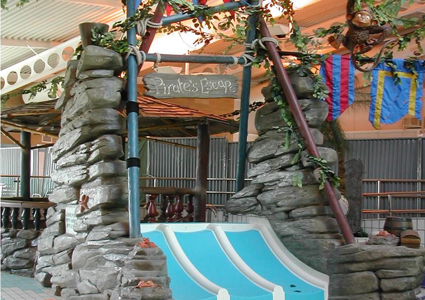 Parish Wharf Leisure Centre