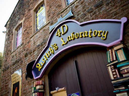 Wookey Hole 4-D Cinema