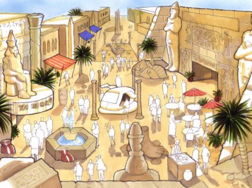 Hurghada Theme Park